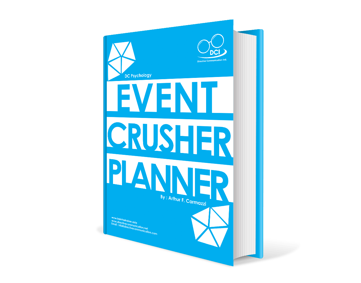 Event Crush Planner for Success Trainer