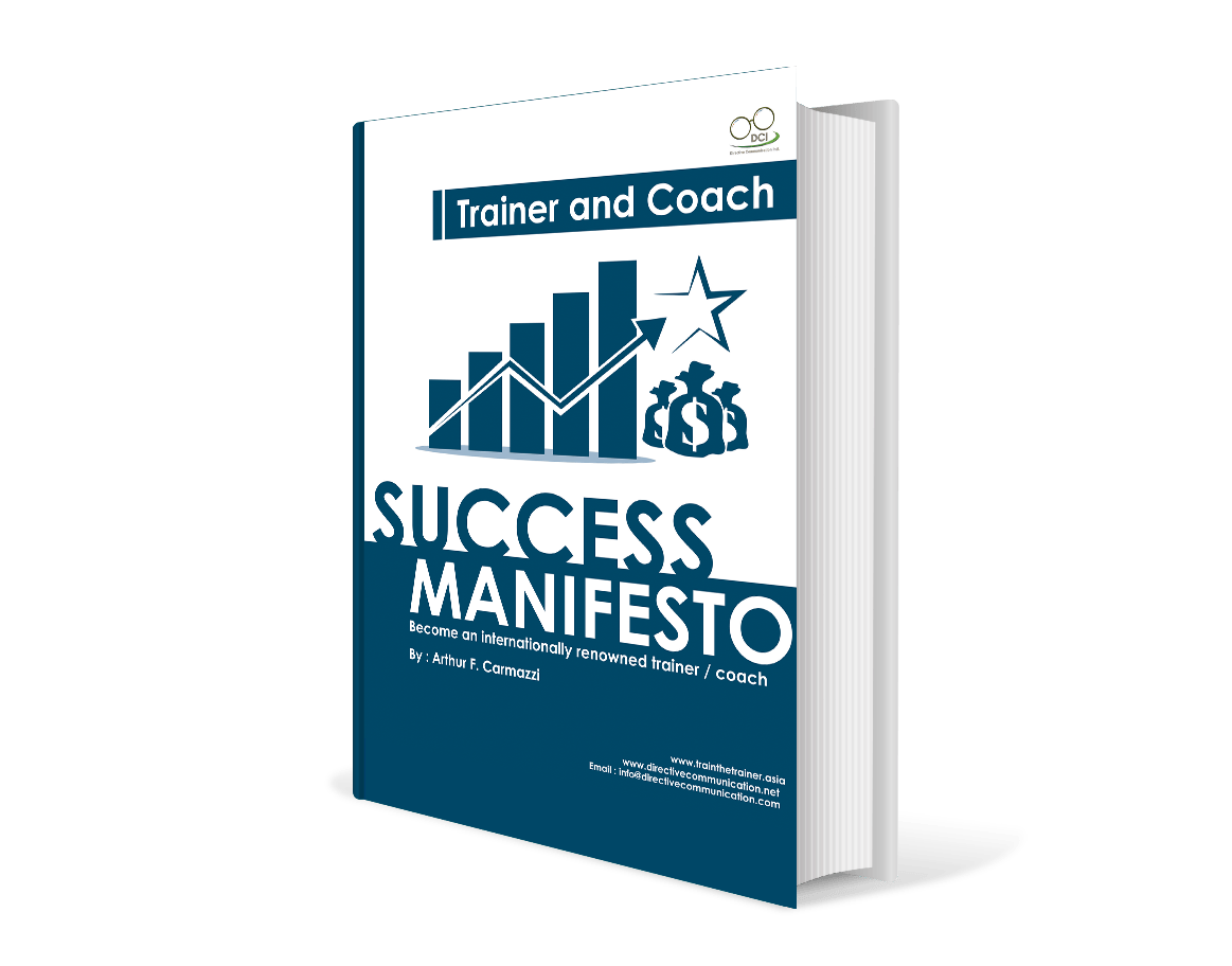 Success Trainer Manifesto