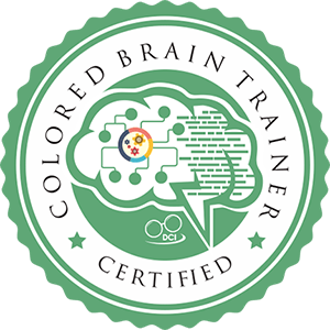Colored Brain Trainer Certification